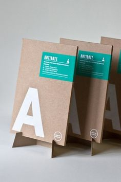 Onestep Creative - The Blog of Josh McDonald » Redesigning Antidote #logo #antitode #branding