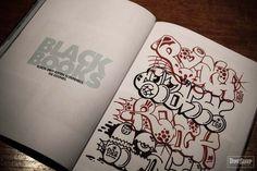 Don't sleep magazine issue 4 #don #sleep #publication #illustration #layout #magazine