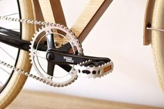 Wood.b in defringe.com #bicycle #fixed #single #defringe #speed #wood #bike #cycling #defringecom