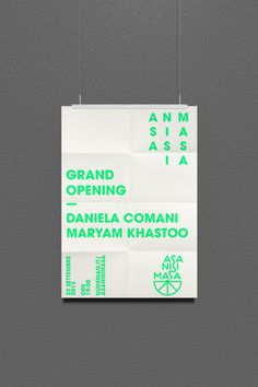Asa Nisi Masa • On line Gallery on Behance #webdesign graphicdesign