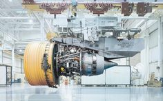 Christian Stoll: General Electric / Collate #factory #engine