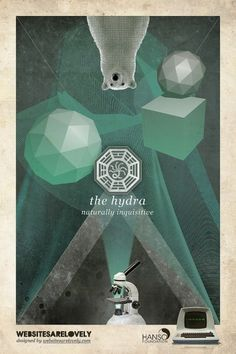 All sizes | The Hydra | Flickr - Photo Sharing! #lost #poster