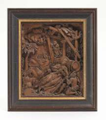 DEATH OF HL. FRANZ XAVER Johann Benedikt Witz (1709 Trapp city - 1780 Würzburg) to 1760/65