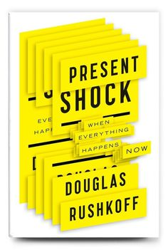 Present Shock #cover #book