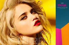 Sky Ferreira photographed by David Roemer (Atelier Management) in sunny California for Forever 21′s Festival style book starring it gi #fashion #photography #inspiration