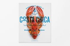 Convoy #lobster #anchor #poster #typography