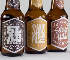 Type Craft Brewery (Concept) by Christian Stueve
