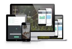 AfterWork : Free One Page Coming Soon Bootstrap Template