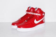 Nike x Supreme #nike #sneakers #supreme