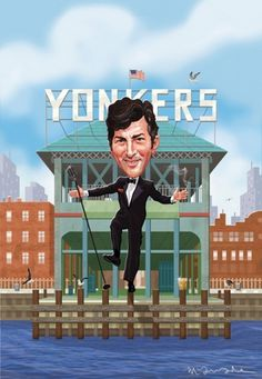 Patrick McQuade : Work #cartoon #illustration #yonkers
