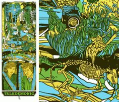tstout.com - Welcome #print #screen #illustration #gigposter #poster #tyler #stout