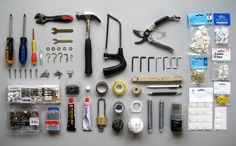 tools #inspiration #creative #knolling #examples #photography #knoll #organization