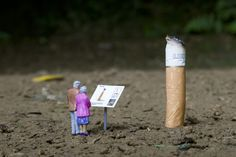 little_people_street_art_1 #miniature #diorama #art