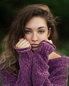 Marvelous Beauty and Lifestyle Portrait Photography by John Rozco