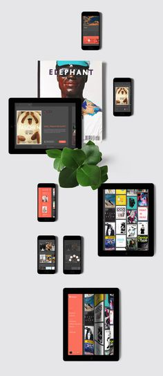Issuu_section02_grey #ux #ipad #interface #ui #digital #ios