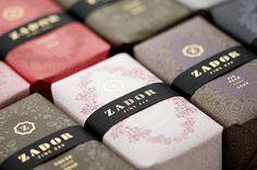 ZADOR on Behance #packaging #soap #print #foil