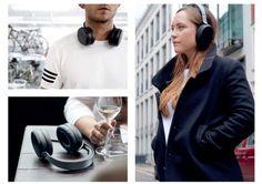 The 3-in-1 Volant combines #earphones, #headphones, and Bluetooth headphones. #productdesign