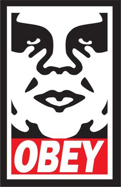 OBEY Logo #obey