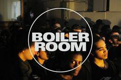 BOILER ROOM #music #logo