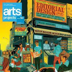 Paperfox Press Illustration - Blog