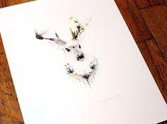 Sub-Studio Design Blog #osoo #ink #paper #brilliant