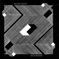 Helena Hauff #angle #pattern #geometric #slash