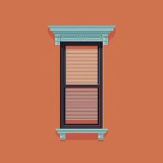 Windows of New York | A weekly illustrated atlas #guizar #jose #illustration #york #windows #new
