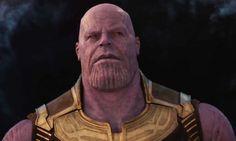 Thanos Avengers Infinity War Hd Background Wallpaper – WallpapersBae