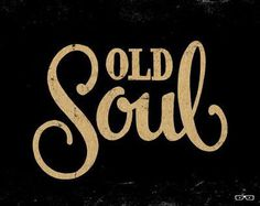 Typeverything.com   Old Soul by Jason Vandenberg,via good typography