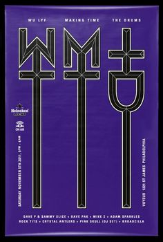 David Rudnick — Posters #design #poster #typography