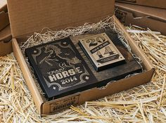 lovely package mm identity lab calendar 1 #packaging #cards #horse