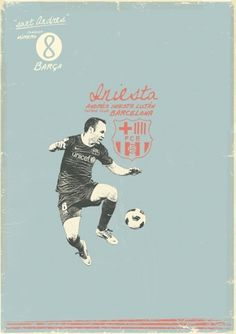 Sucker for Soccer on the Behance Network #print #graphic design
