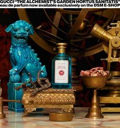 """Gucci """"The Alchemist's Garden Hortus Sanitatis"""" eau de parfum"""