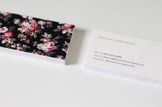 Jessica Comingore | Journal: Rebrand Pt. II » Business Cards