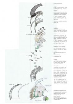 DRAWINGS - nicola LUMSDEN #exploded #architectural #drawing