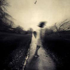 anxiety, photography by Marta Orlowska