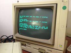 http://i.imgur.com/3BAEE.jpg #computer #retro #error