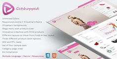 Getshopped - Responsive Joomla Template #template #responsive #30 #joomla