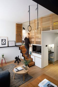 Zoku Hotel brings a new concept of hotel room #small