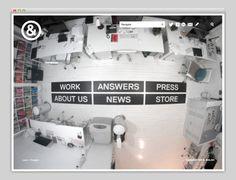 Sagmeister & Walsh #based #design #website #grid #studio #layout #web