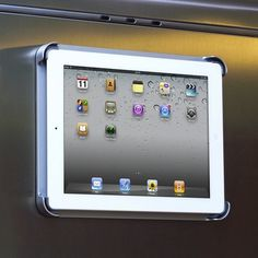 FridgePad Fridge Mount For iPad #gadget