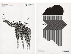 Mark Brooks Graphik Design » SANTAMONICA LW #design #graphic #poster