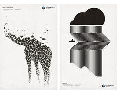 Mark Brooks Graphik Design » SANTAMONICA LW #design #graphic #poster