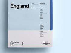Come on ENGLAND!, Studio–JQ