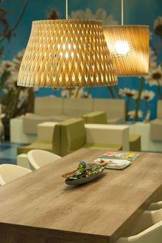 handmade lamps #wood #lamp