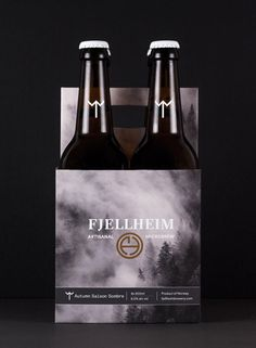 Fjellheim #Packaging #Branding