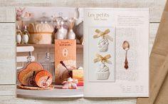"Catalogue ""Le creazioni profumate di Flò"" by www.o-zone.it #italia #hp #decor #catalogue #vintage #flower #parfum"