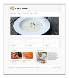 Elevn Co. / Cantarello Website #development #design #minimalism #clean #website #grid #simple #web