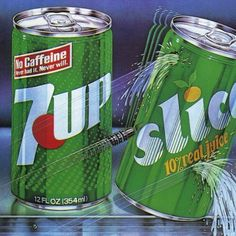 1980s Vintage Graphics