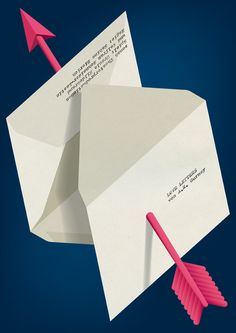 Love lettersby Erich Brechbuhl #letter